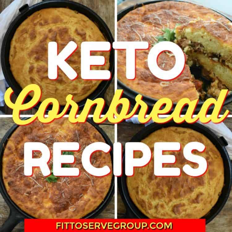 Keto Cornbread Recipes