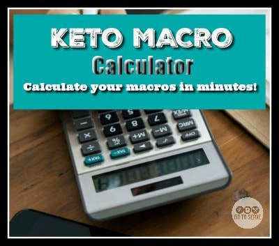 Keto Macro Calculator
