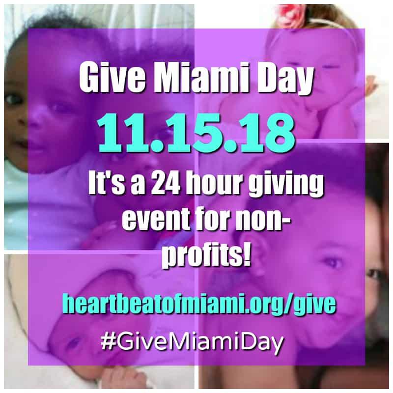 Heat beat of Miami Give Miami Day