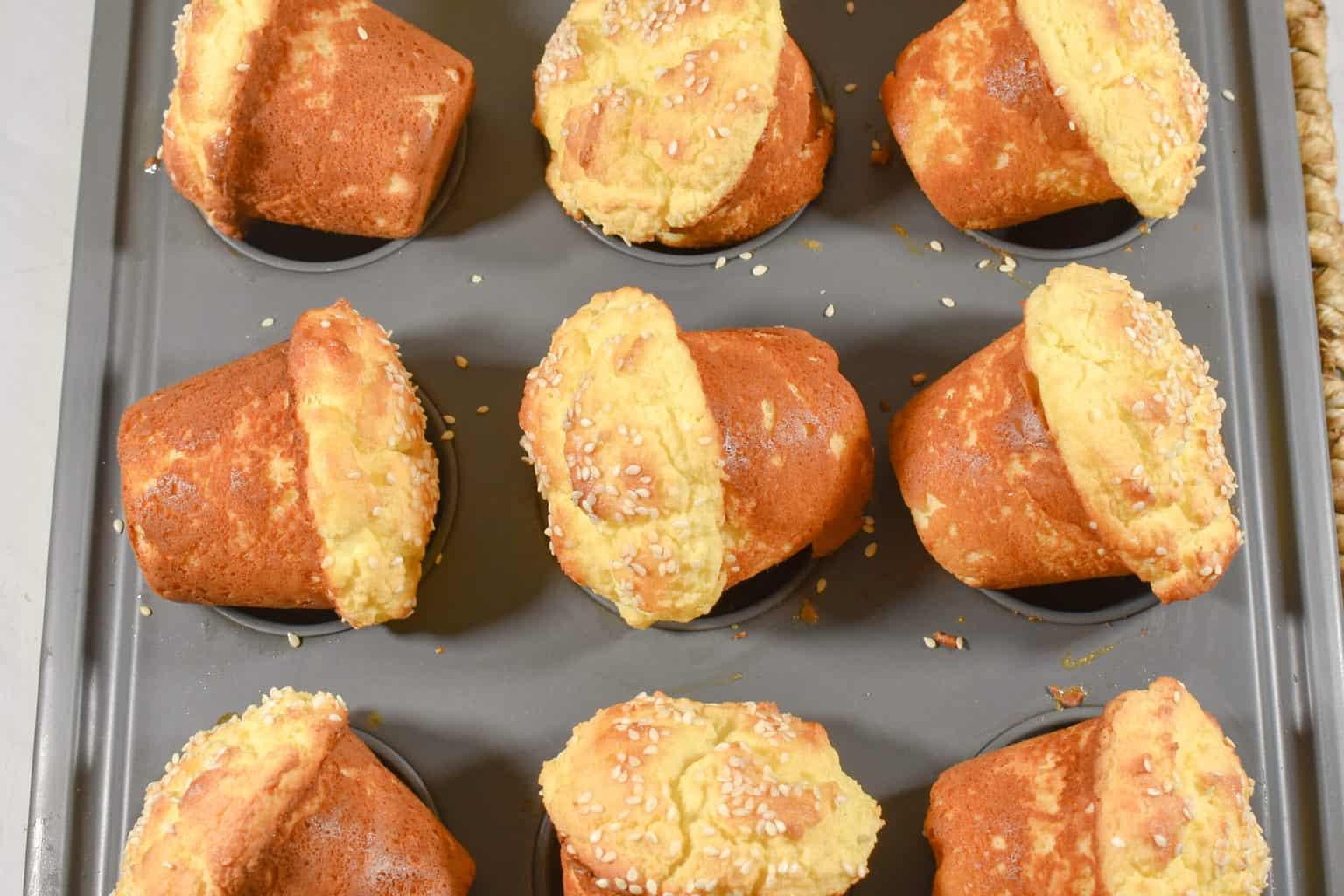 keto coconut flour muffins