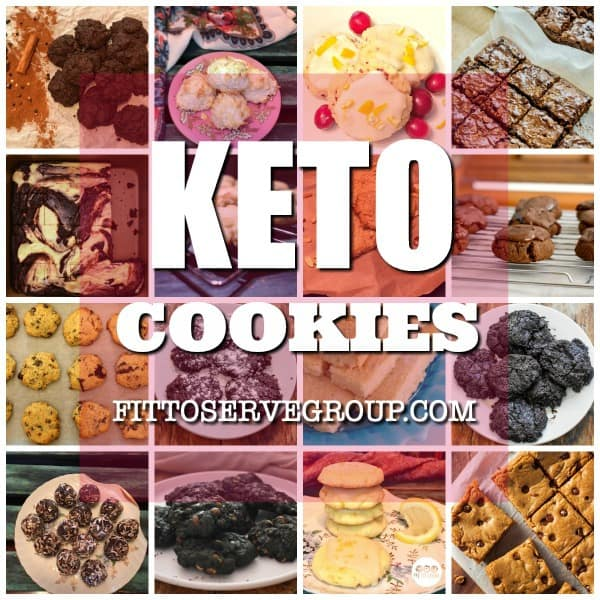 Keto Cookie Collection