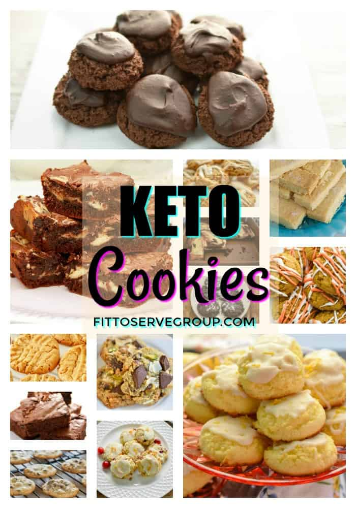 This complete collection of Keto Cookieshas something for everyone. Because who doesn't love a good cookie? I've made countless cookie recipes but these aren't just any cookies, they are both delicious and keto. They are perfect for anyone who wants to enjoy a cookie but it needs to be low in carbs, sugar-free, and keto-friendly.keto cookies|low carb cookies|keto brownies| low carb brownies| keto cookie bars| low carb cookie bars