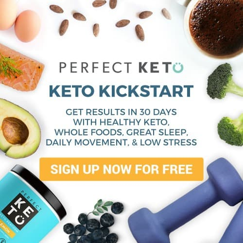 Perfect Keto Kickstart Guide