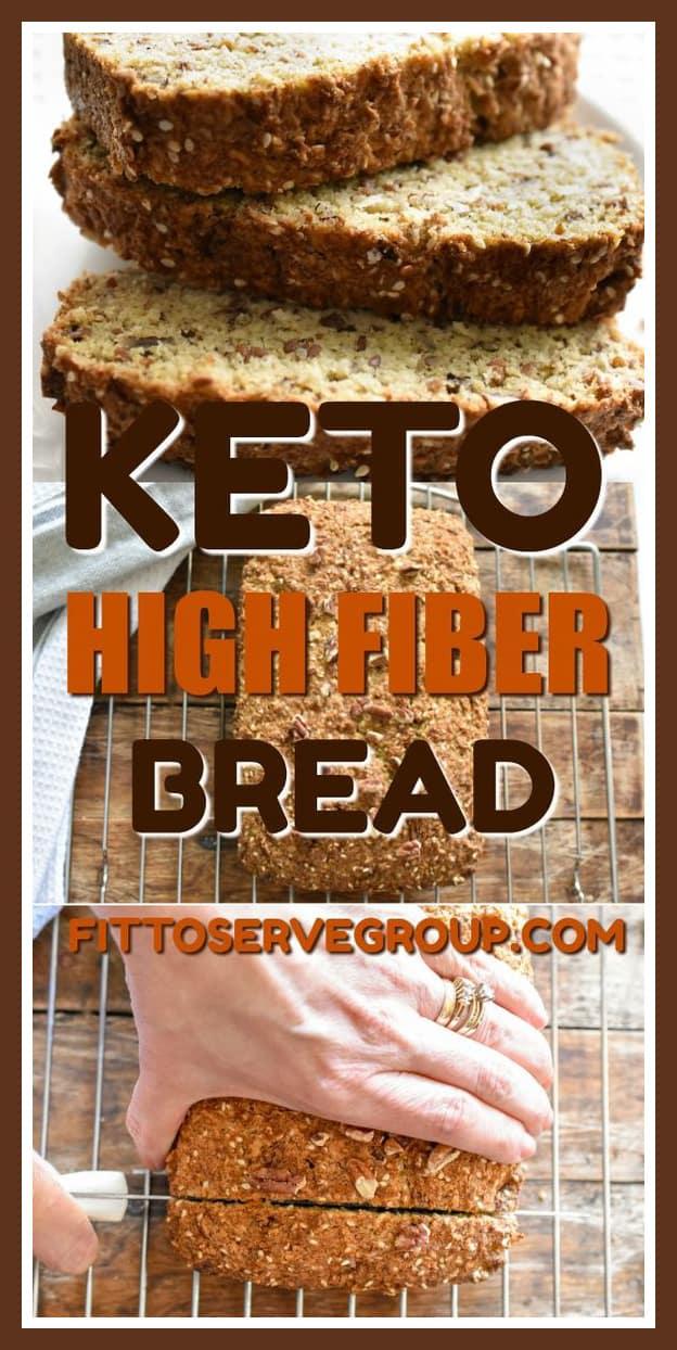 keto high fiber bread