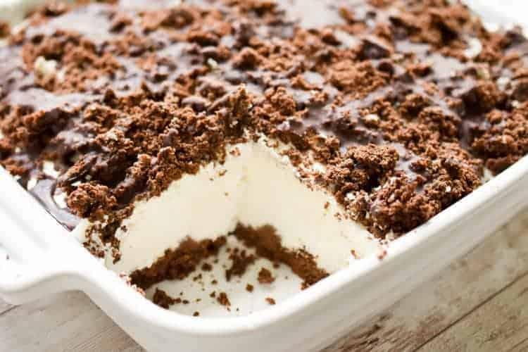 Keto Ice Cream Cake
