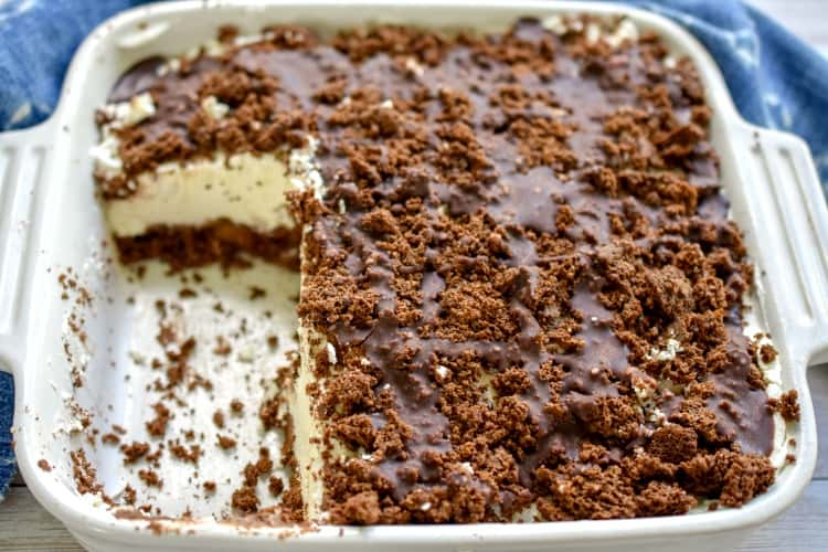 Keto Ice Cream Cake