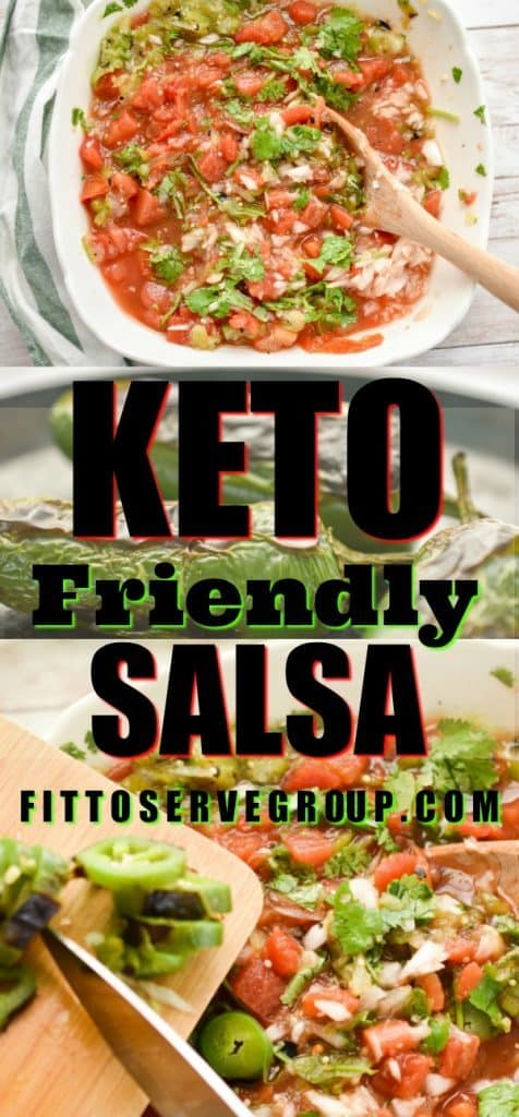 Keto Friendly Salsa