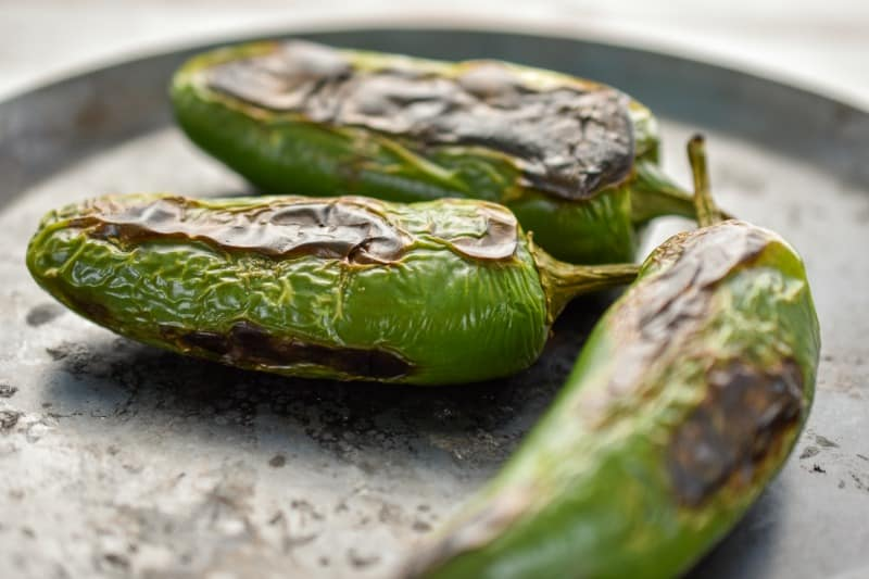 Roasted Jalapeños