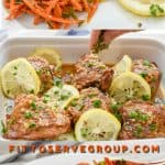 This Keto Citrus Chicken Carrot Salad is a flavoful Moroccan dish that is a low in carbs and keto-friendly. It's a delighful meal that is great for busy weeknights or for company on weekends. #
