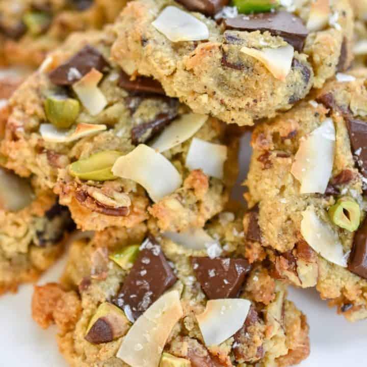 Keto Trash Cookies