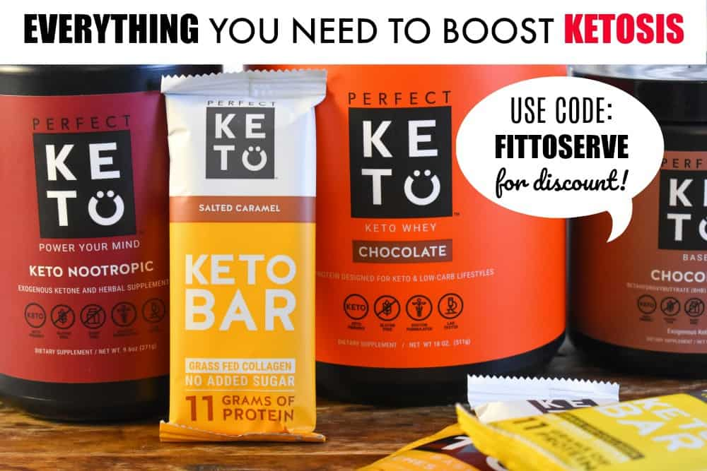 Perfect Keto Discount Code