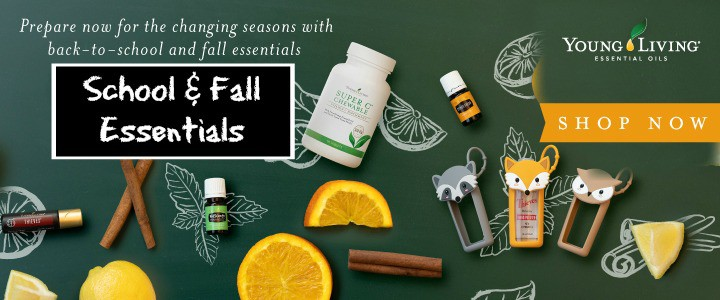 YoungLiving Back to school