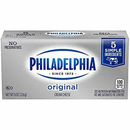 Philadelphia Original Cream Cheese Brick