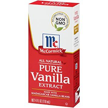 McCormick All Natural Pure Vanilla Extract