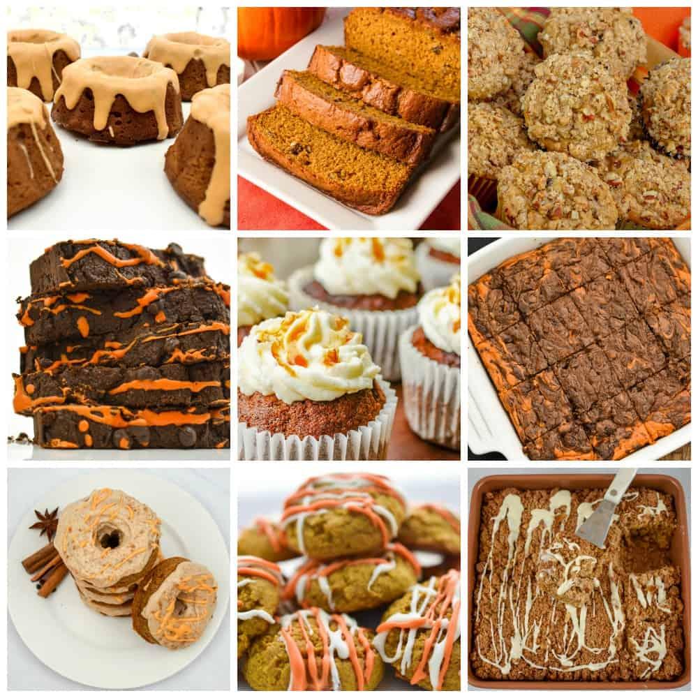 keto pumpkin recipes featured