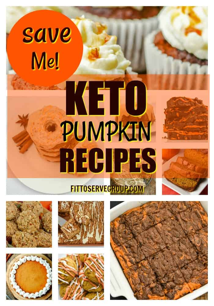 This delicious collection of Keto Pumpkin Recipes will help you limit your carbs, reduce your sugar intake and give you a healthier alternative. Low Carb Pumpkin Recipes| Keto Pumpkin Recipes| Sugar-free Pumpkin Recipes