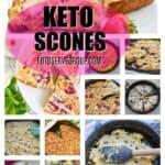 keto scones collection
