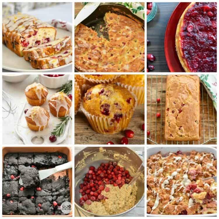 keto cranberry recipes