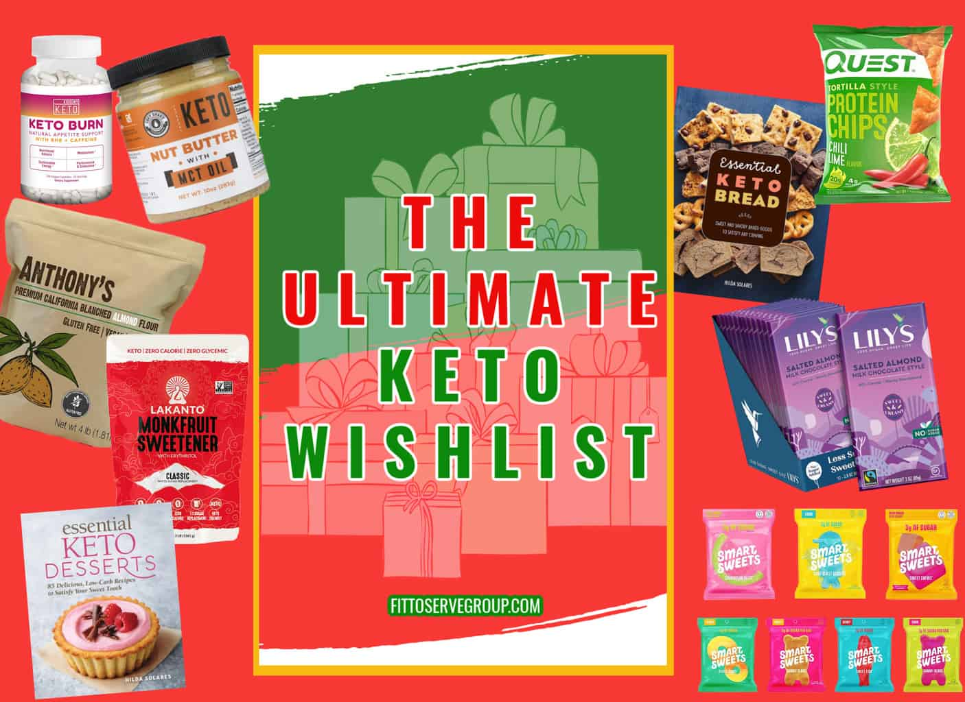 The Ultimate Keto Wishlist Featured Image