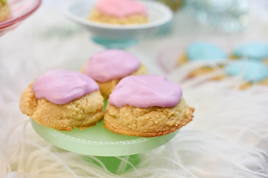 sour cream keto cookies