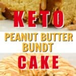 low carb peanut butter bundt pan