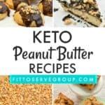 keto peanut butter recipes