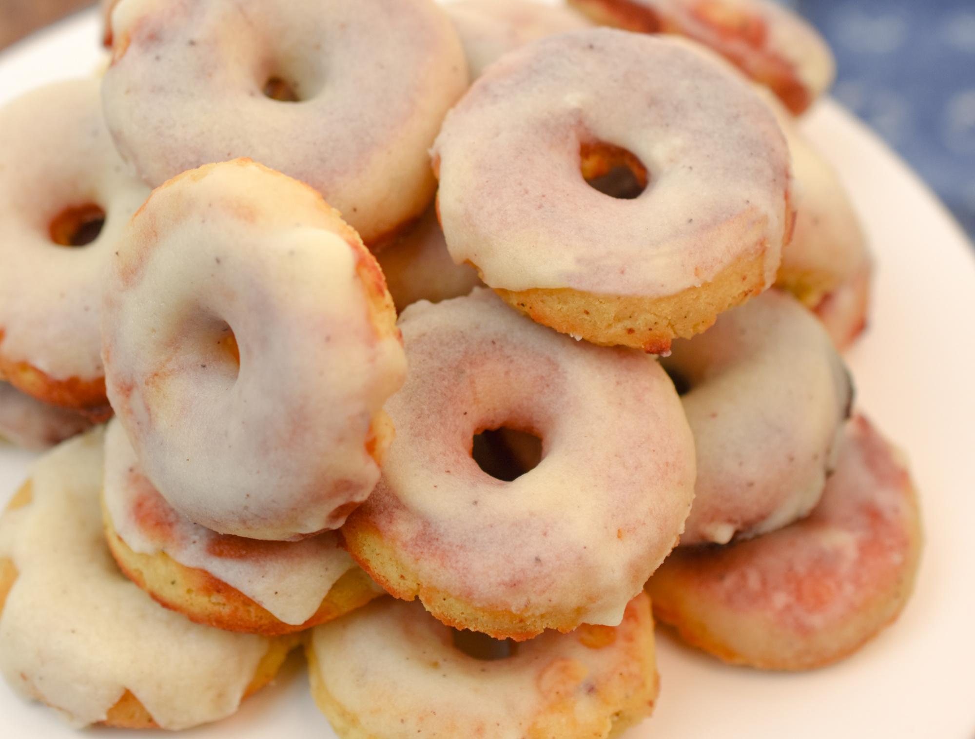 best keto sour cream donuts
