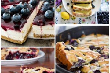 Keto Blueberry Recipes