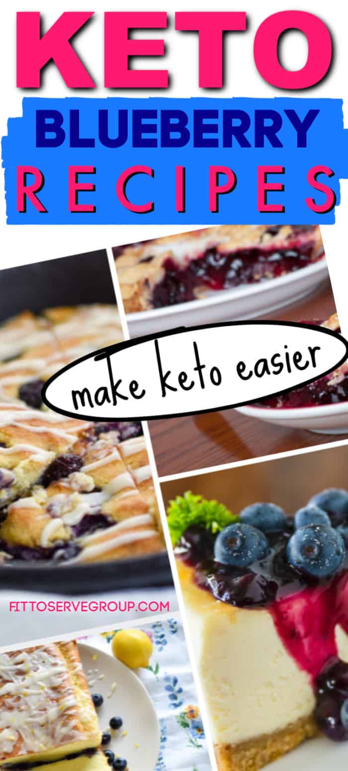 blueberry keto recipes