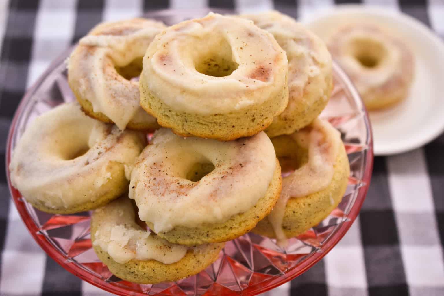 keto old fashion sour cream donuts