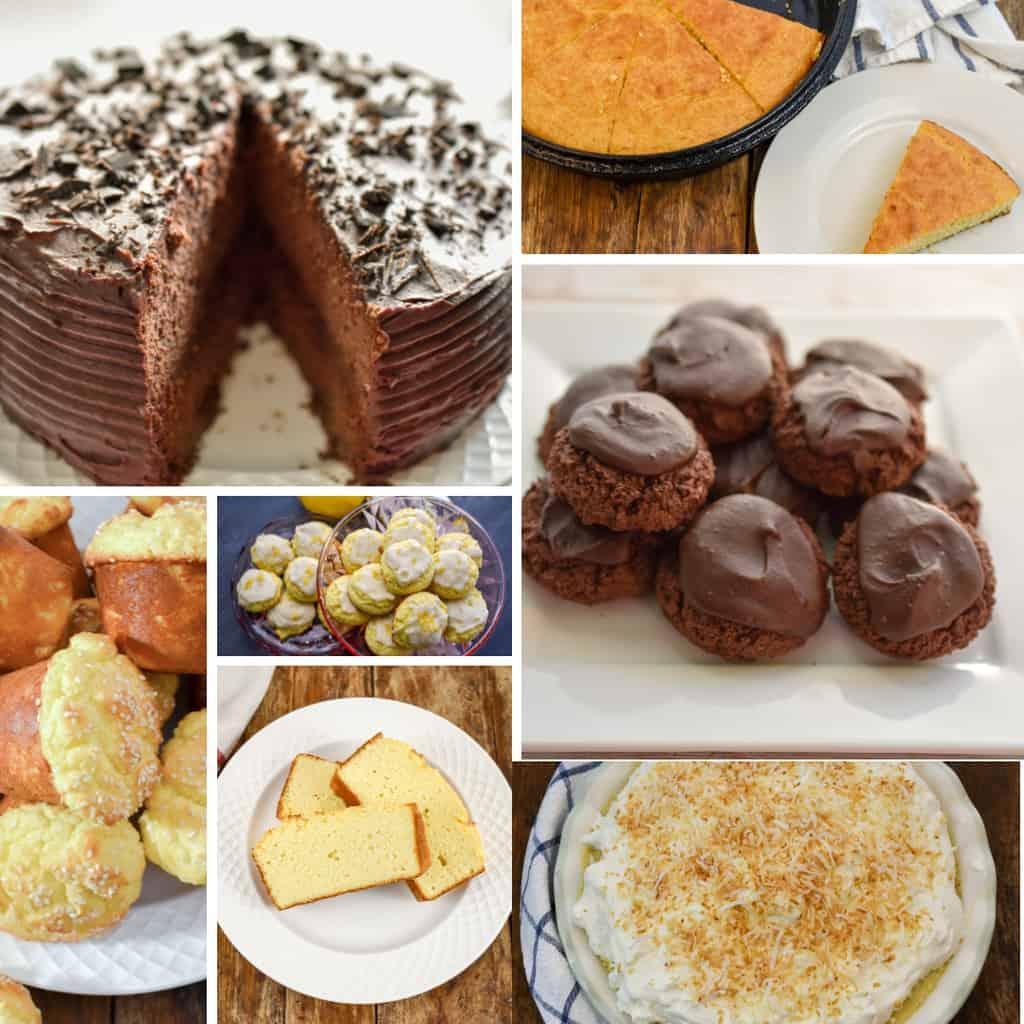 Keto recipes with coconut flour