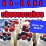 low carb no bake cheesecake recipe