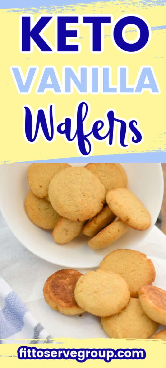 keto vanilla wafers nilla cookies
