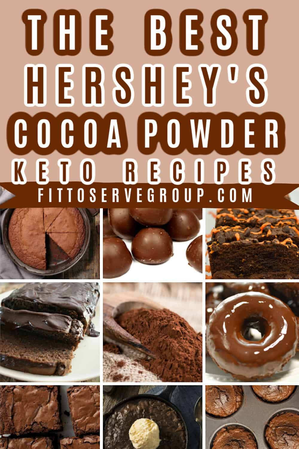 Hershey S Cocoa Powder Keto Recipes Fittoserve Group