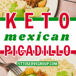Keto Mexican Picadillo Pin