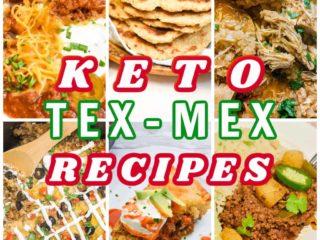 tex mex recipes collage
