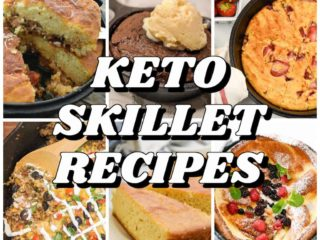 Keto Skillet Recipes featured image