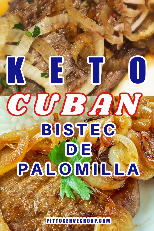 Keto Cuban Bistec De Palomilla
