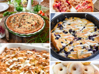 keto brunch recipes featured image