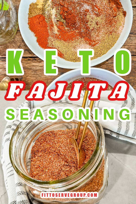 Keto Fajita Seasoning Pin