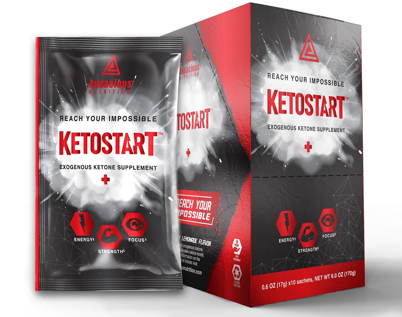 ketostart exogenous ketone supplement picture